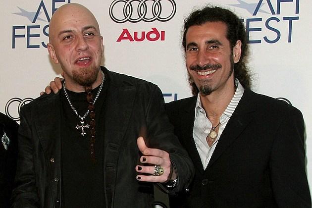 Shavo Odadjian + Serj Tankian