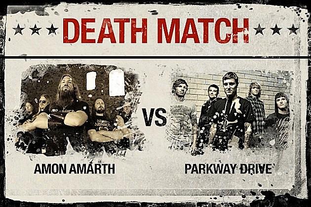 Amon Amarth vs. Parkway Drive