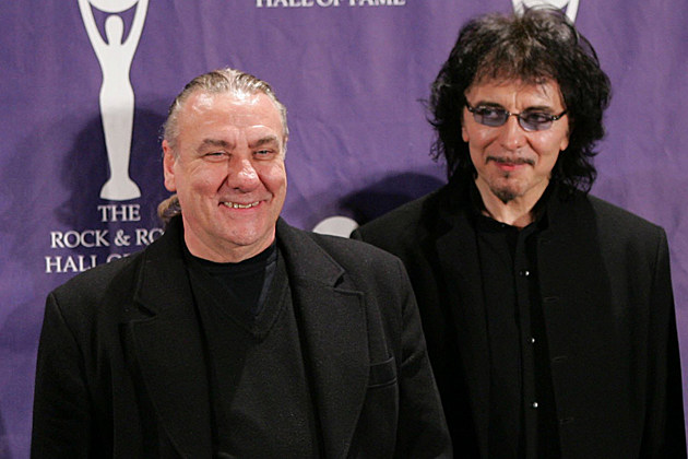 Bill Ward-Tony Iommi
