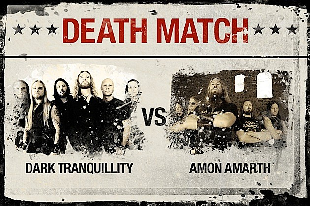 Dark Tranquillity vs. Amon Amarth