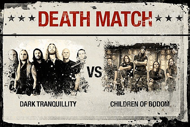 Dark Tranquillity vs. Children of Bodom