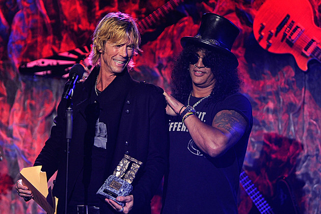 Duff McKagan-Slash