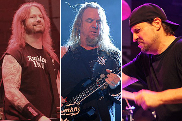 Gary Holt-Jeff Hanneman-Dave Lombardo