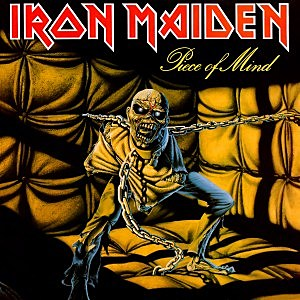 Iron Maiden, 'Piece of Mind'