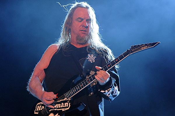 Jeff Hanneman Jeff Hanneman's Wife Recounts