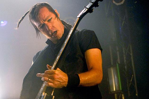 Nine Inch Nails Robin Finck