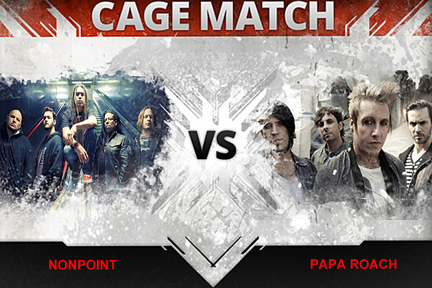 Nonpoint vs. Papa Roach