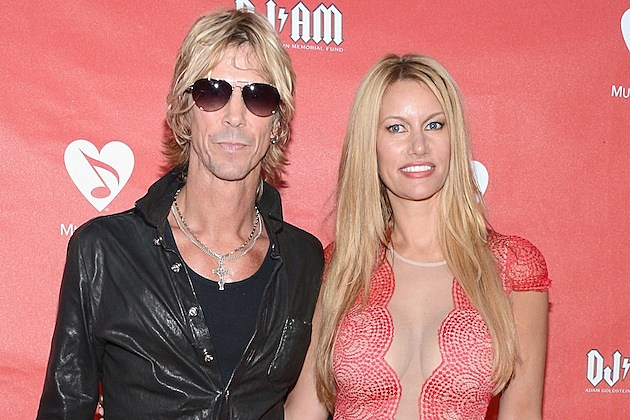 Duff McKagan and Susan Holmes McKagan