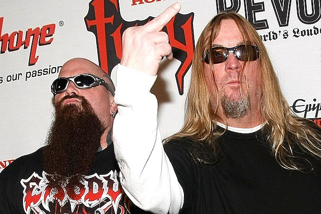 Kerry King and Jeff Hanneman