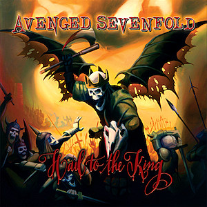 AVENGED SEVENFOLD - Page 2 Avenged-Sevenfold-Hail-to-the-King