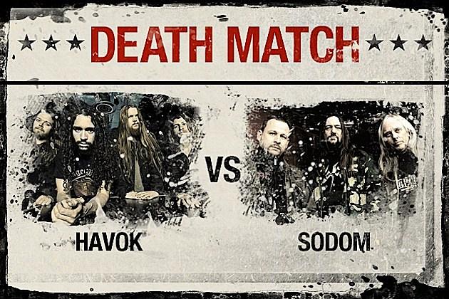 Havok vs. Sodom