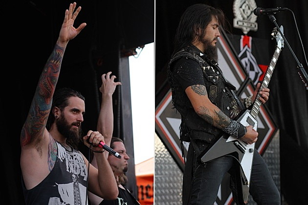 Mayhem Fest 2013 Kickoff: Machine Head, Job for a Cowboy, Butcher ...