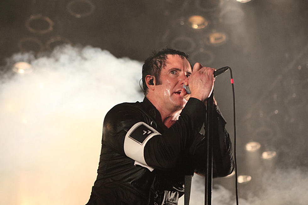 Nine Inch Nails\' Trent Reznor Calls Out Current Rock Acts