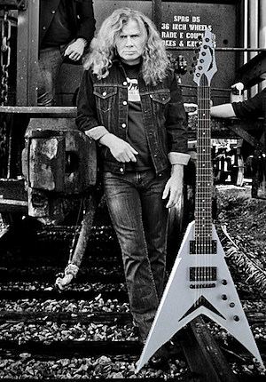 Dave Mustaine Guitar Contest