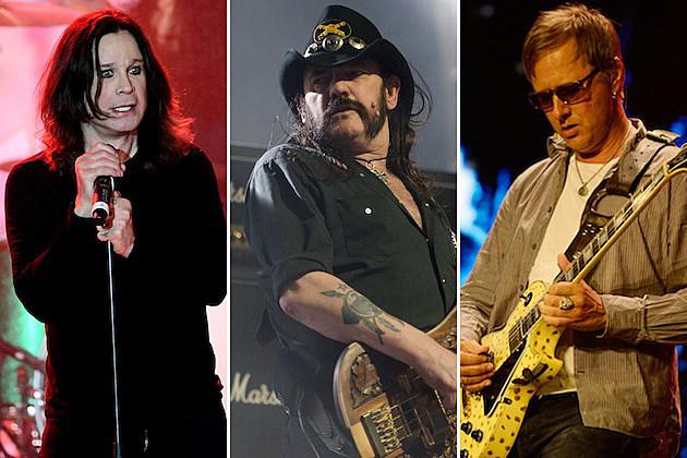 Ozzy Osbourne / Lemmy Kilmister / Jerry Cantrell