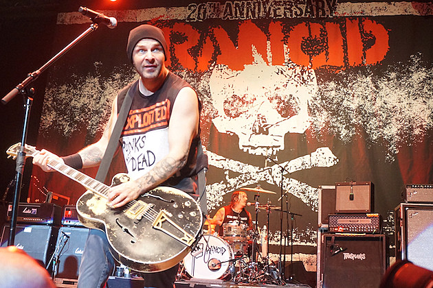 Rancid Tim Armstrong