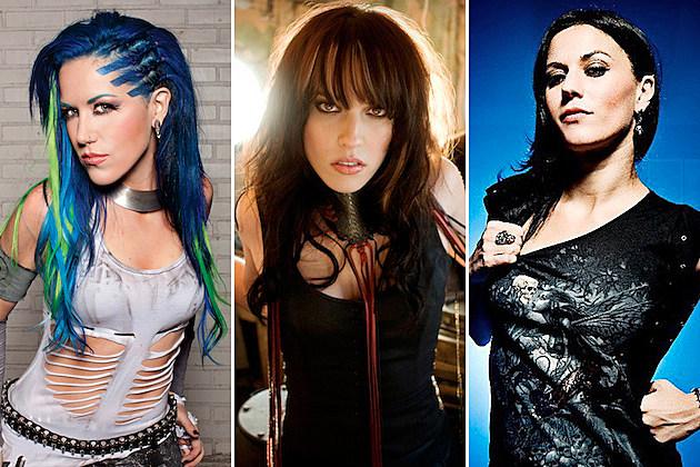 Rock Goddesses