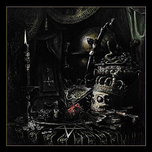 Watain 'The Wild Hunt' Album Art
