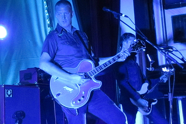 Queens of the Stone Age at The Brooklyn Masonic Temple