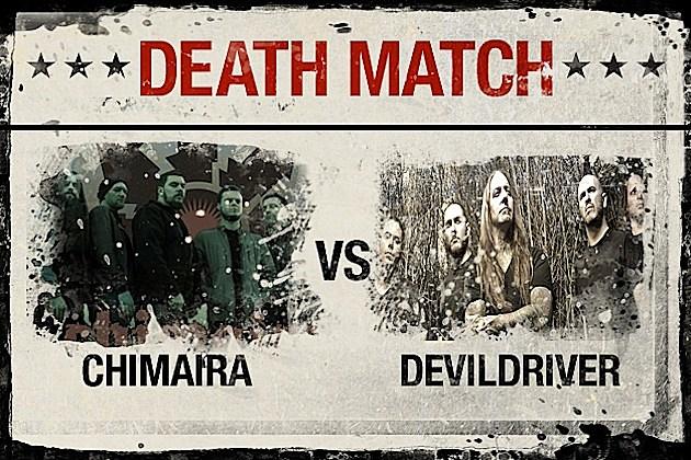 Chimaira vs. Devildriver