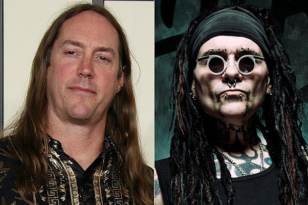 Danny Carey / Al Jourgensen