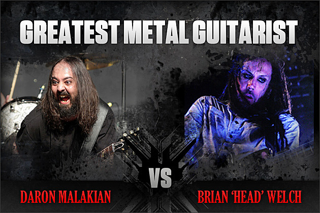 Daron Malakian vs. Brian Head Welch