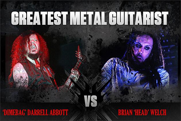'Dimebag' Darrell Abbott / Brian 'Head' Welch