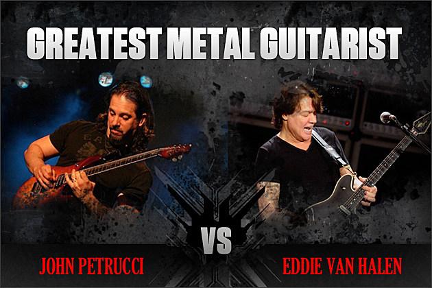 John Petrucci / Eddie Van Halen