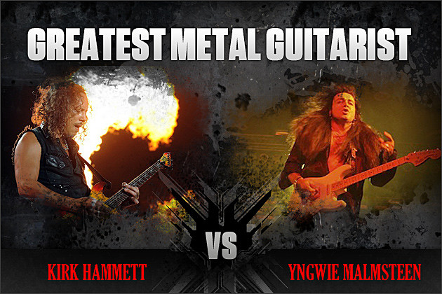 Kirk Hammett / Yngwie Malmsteen