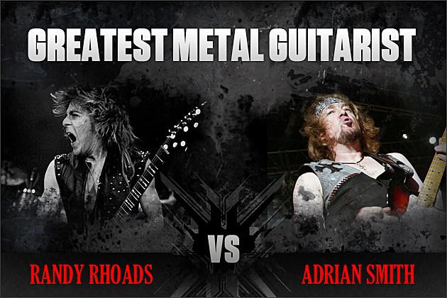 Randy Rhoads / Adrian Smith