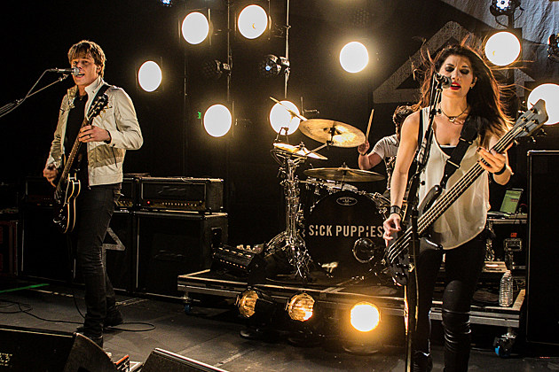 Sick Puppies Name Their Favorite Tunes Off New Album 'Connect'