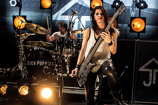 Sick Puppies Respond To Shimon Moore's Statement [Exclusive]