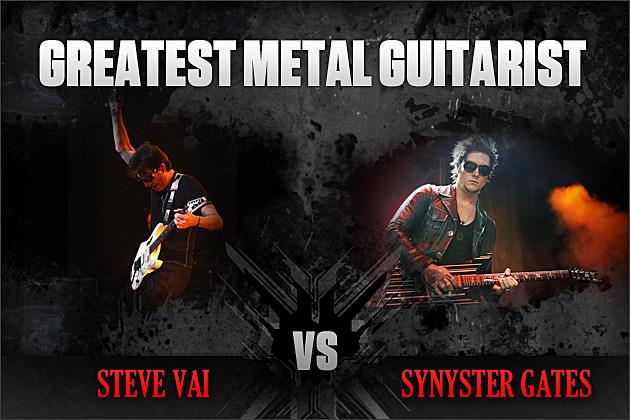 Steve Vai vs. Synyster Gates