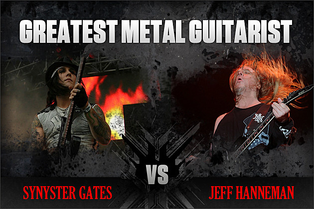 Synyster Gates vs. Jeff Hanneman