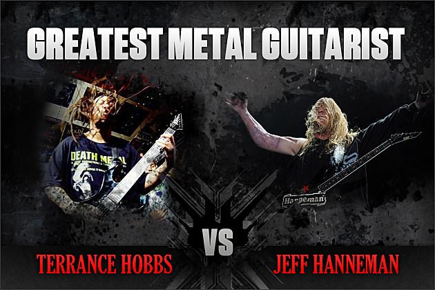 Terrance Hobbs vs. Jeff Hanneman