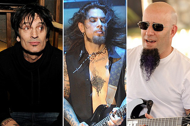 Tommy Lee / Dave Navarro / Scott Ian