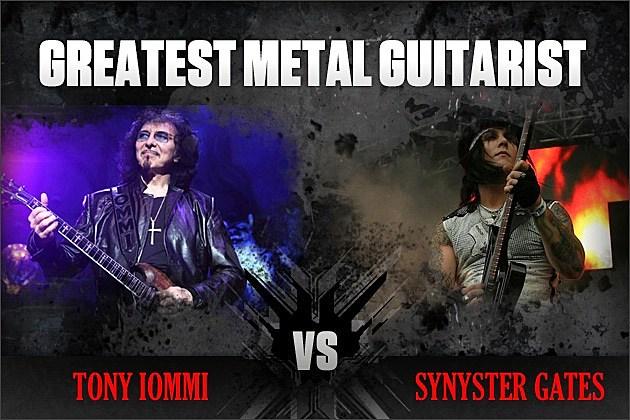 Tony Iommi / Synyster Gates