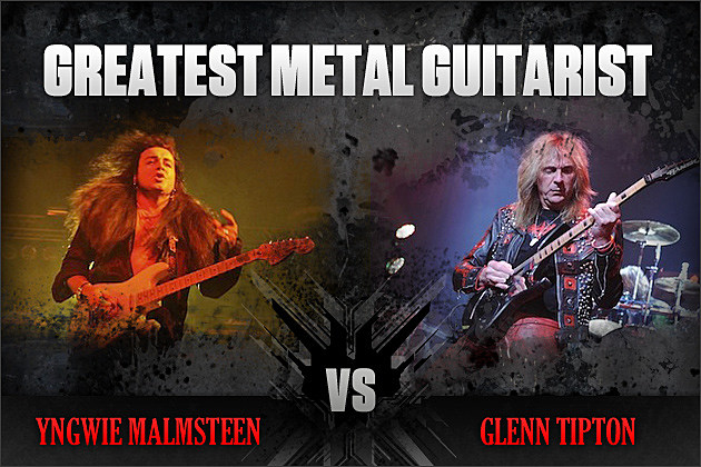 Yngwie Malmsteen vs. Glenn Tipton
