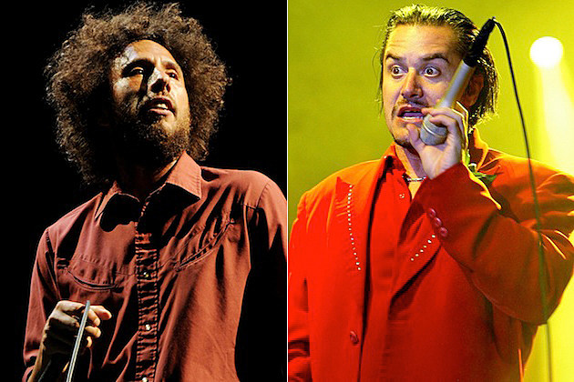 Zack de la Rocha / Mike Patton