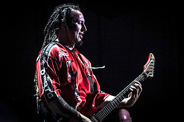 Zoltan Bathory Five Finger Death Punch