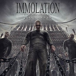 Immolation, 'Kingdom of Conspiracy'