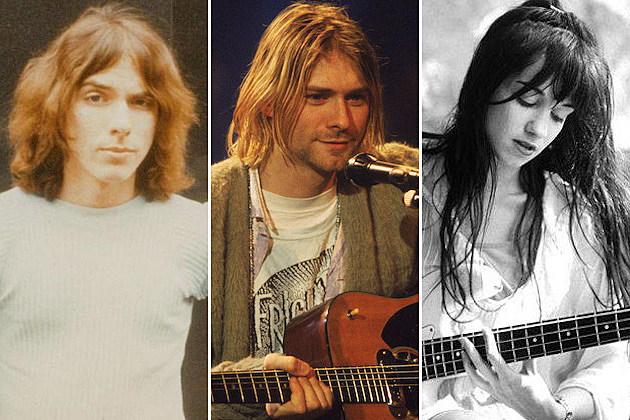 Dave Alexander / Kurt Cobain / Kristen Pfaff