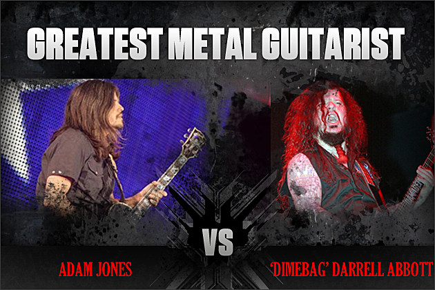 Adam Jones vs. 'Dimebag' Darrell Abbott