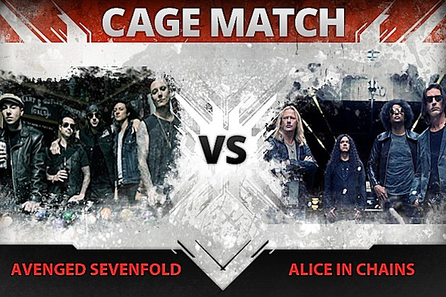 Avenged Sevenfold vs. Alice in Chains