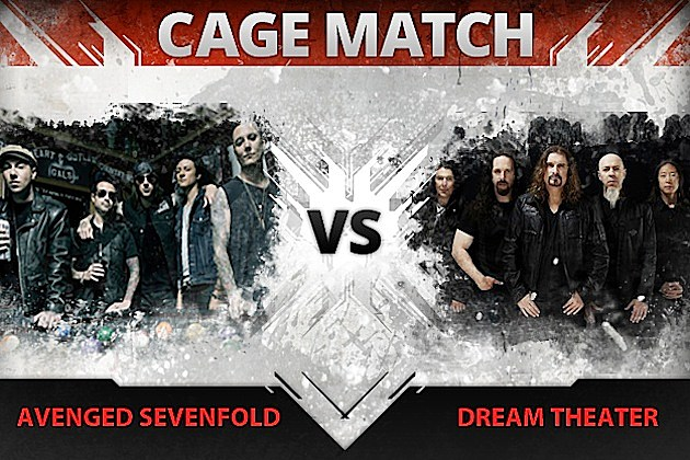 Avenged Sevenfold vs. Dream Theater
