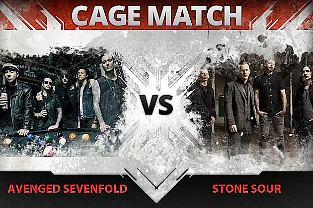 Avenged Sevenfold vs. Stone Sour