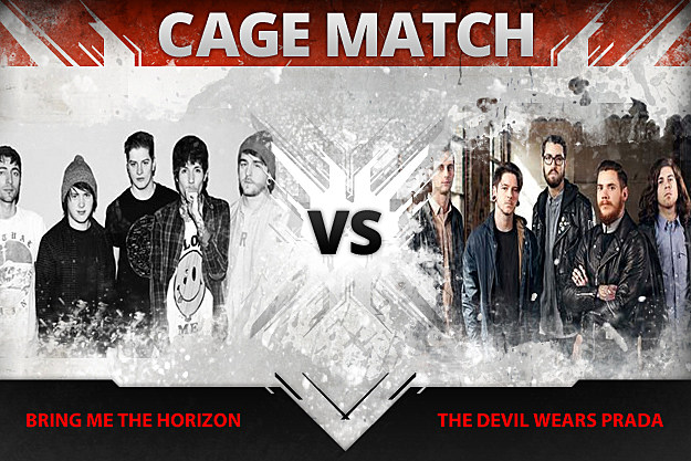 Bring Me the Horizon vs The Devil Wears Prada