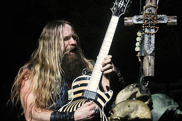 black label society - overlord (unplugged) Chords - Chordify
