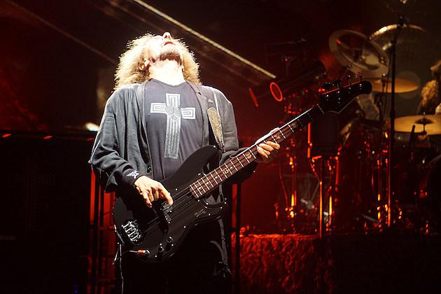 Black Sabbath Geezer Butler