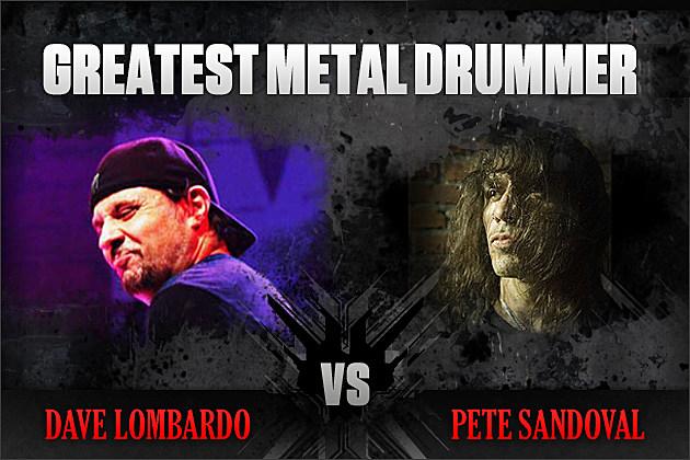 Dave Lombardo vs. Pete Sandoval